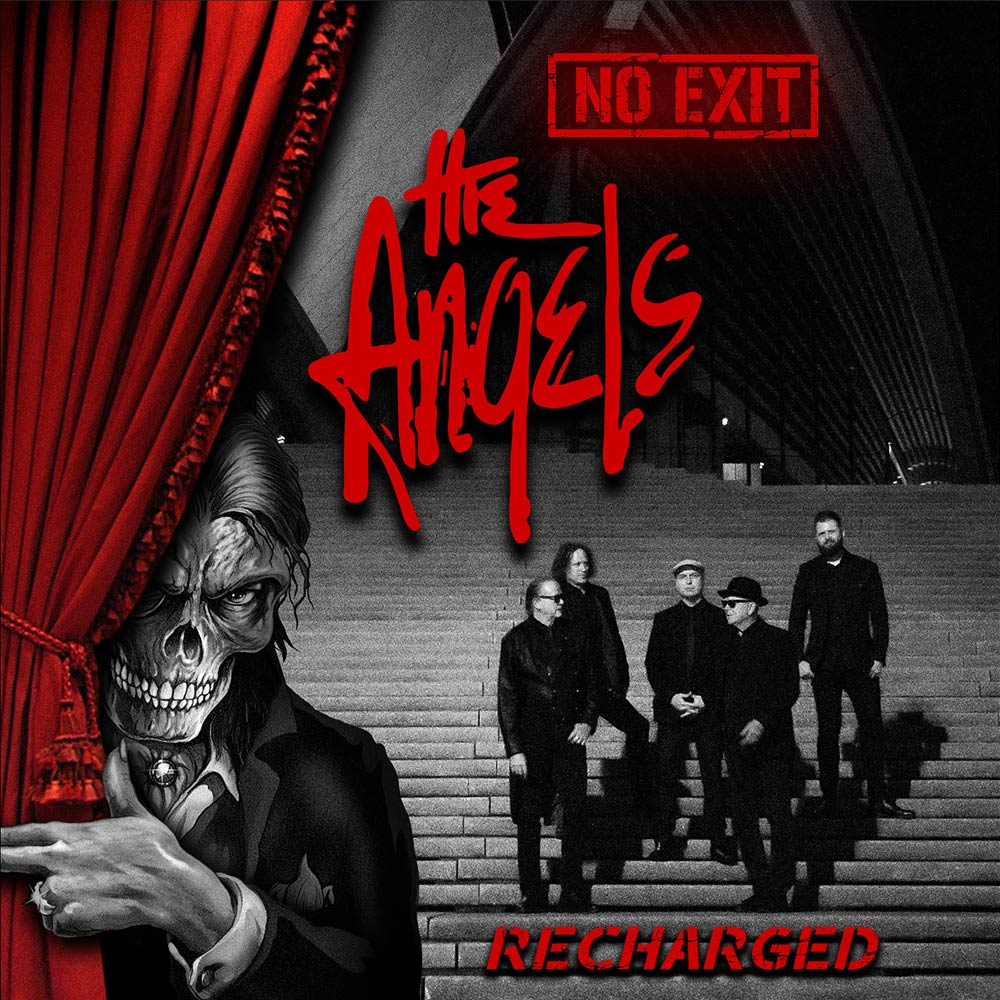 No Exit – Recharged – 2 CD Set <br/> The Angels
