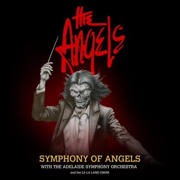 The Angels - Symphony Of Angels - 2 CD Set - Front Cover