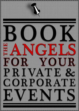 The Angels - Corporate Bookings Logo