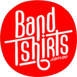 Band T-Shirts Merch - Logo