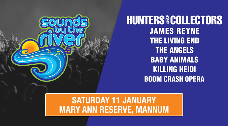 Sounds By The River – SOLD OUT