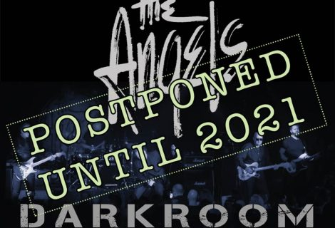 DARKROOM TOUR POSTPONED – TOO HARD TO ROCK