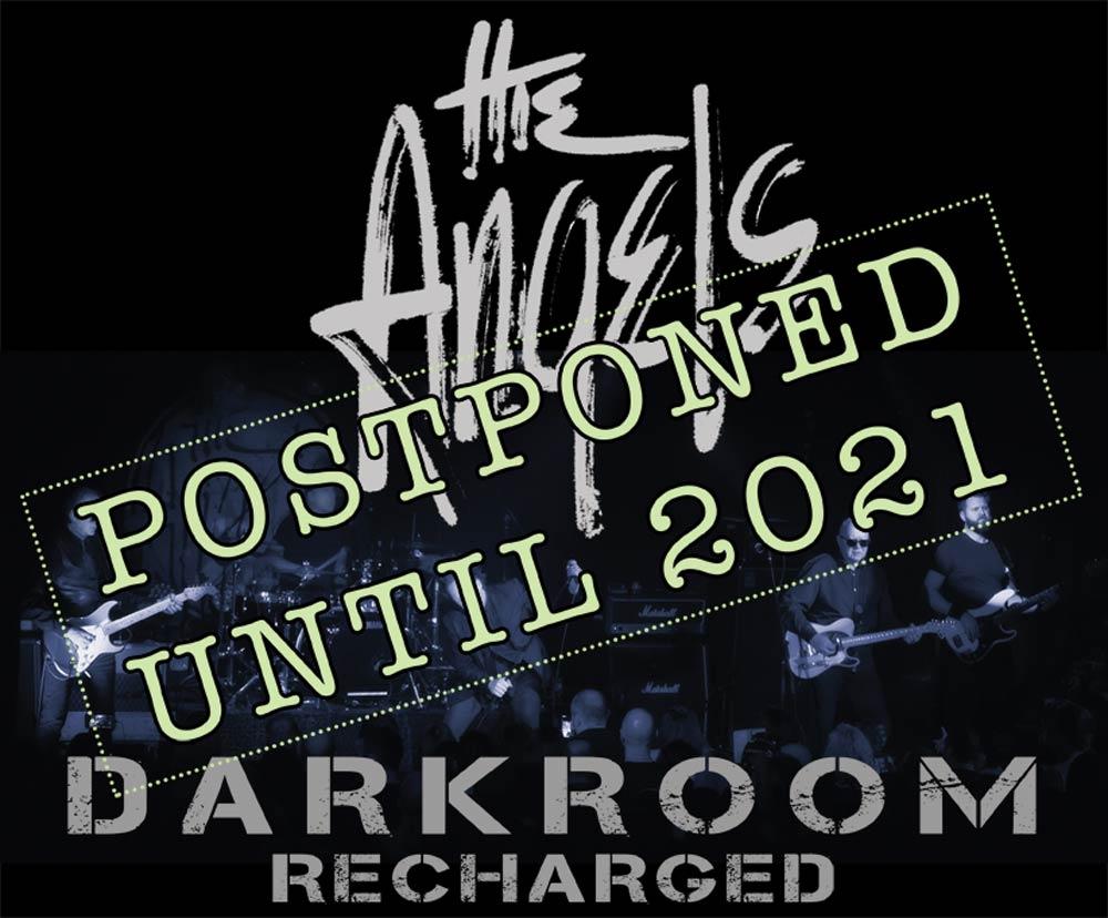 DARKROOM TOUR POSTPONED – TOO HARD TO ROCK