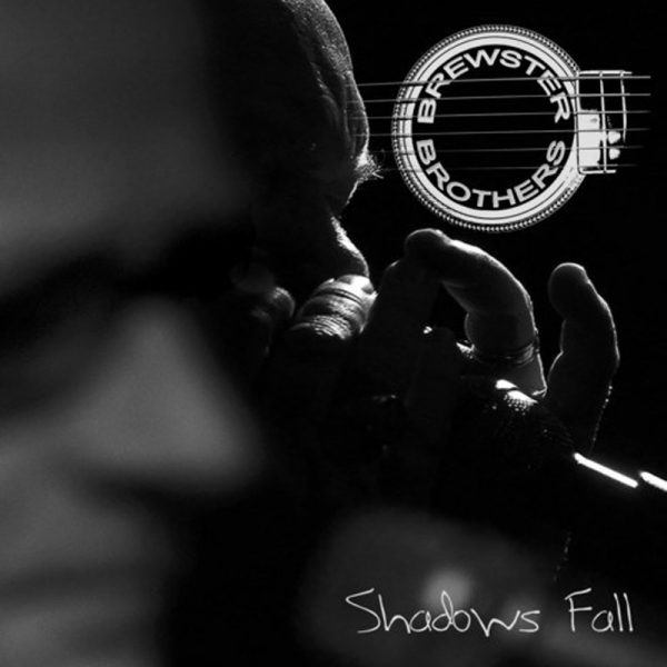 Brewster Brothers - Shadows Fall - Album - Front Cover