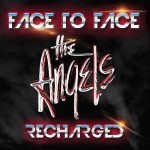The Angels - Face To Face -Recharged - Album - Front Cover
