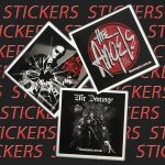 The Angels - Stickers - Full Set