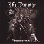 The Angels - Stickers - Mr Damage
