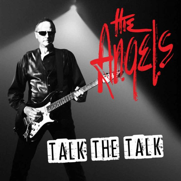 The Angels - Talk The Talk - Album - Front Cover