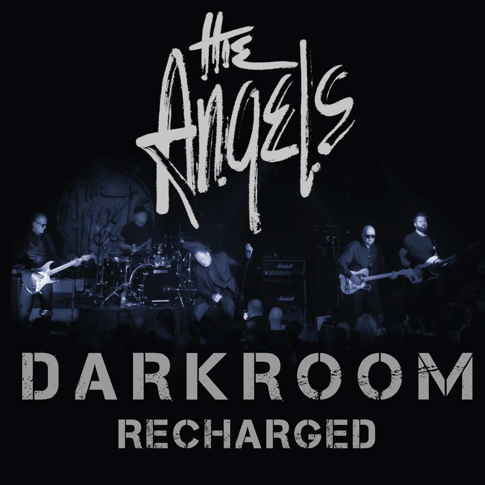 Darkroom – Recharged – 2 CD Set <br/> The Angels