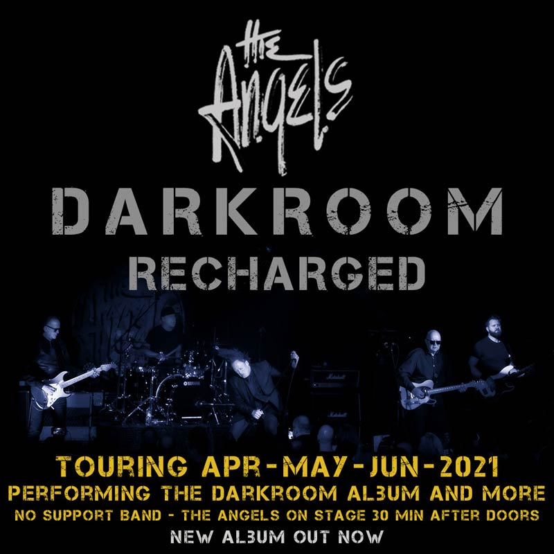 Darkroom Recharged Tour – 2021