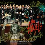 The Angels – Symphony Of Angels – 2 CD Set – Front Cover - Signed By The Band