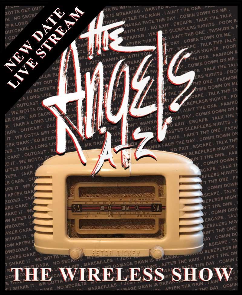 The Wireless Show – A-Z – Live Stream – NEW DATE
