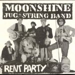 Moonshine Jug & String Band - Rent Party - Front Cover