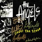 The Angels – Under The Stone – EP – Front Cover – Signed