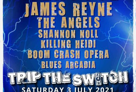 'Trip The Switch' Festival – New Date Already – 3rd Jul