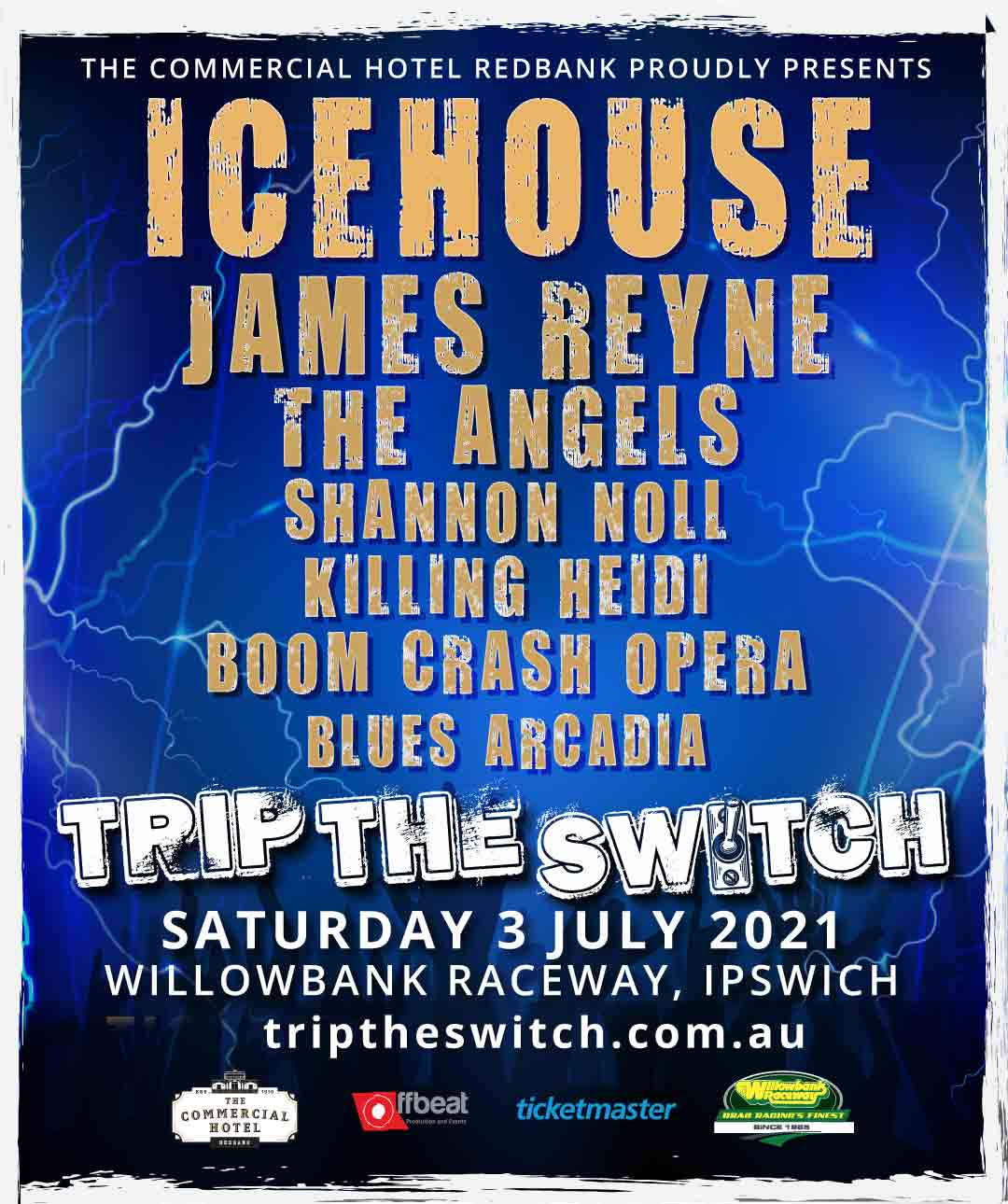Trip The Switch – Festival