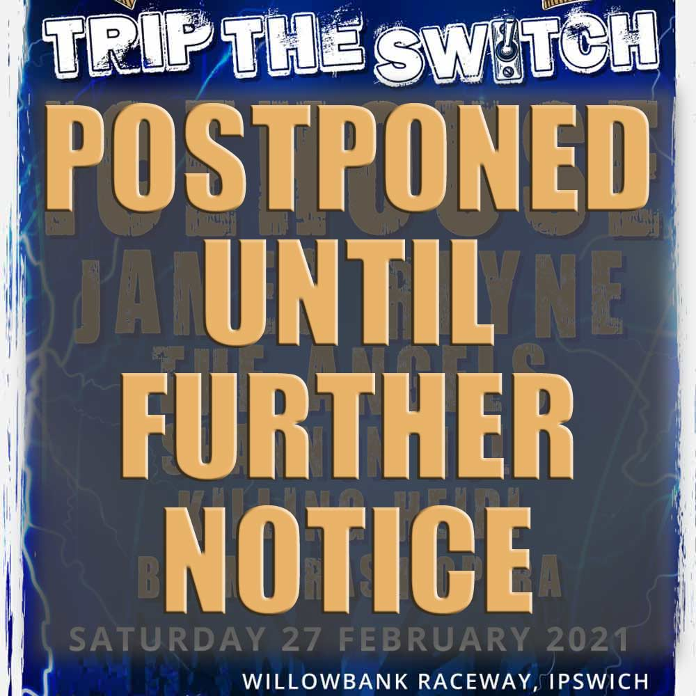 'Trip The Switch' Festival Postponed