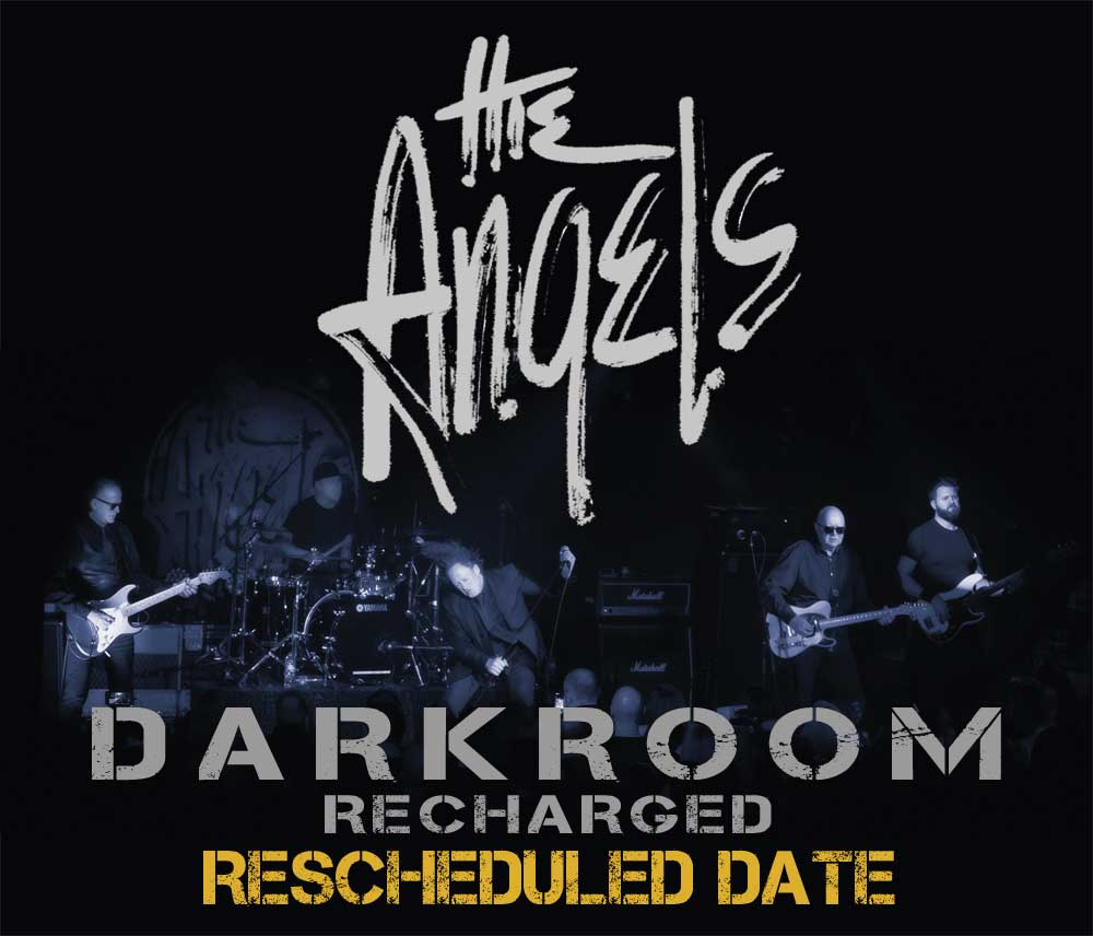 Darkroom Recharged Tour – 2022