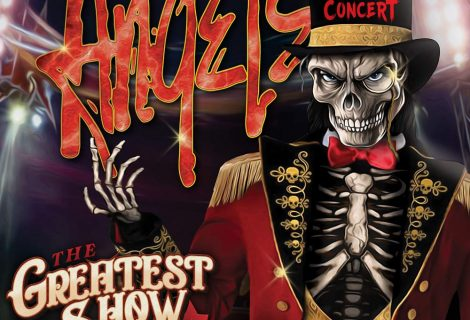 Now At 'The Gov' & 'Paddo' – 'The Greatest Show On Earth' – Greatest Hits Live In Concert