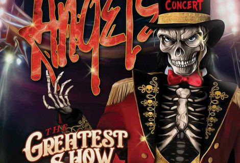 Gigs Are Back On! – 'The Greatest Show On Earth' – Greatest Hits Live In Concert