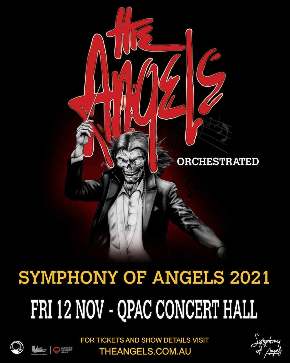 Symphony Of Angels – 2021