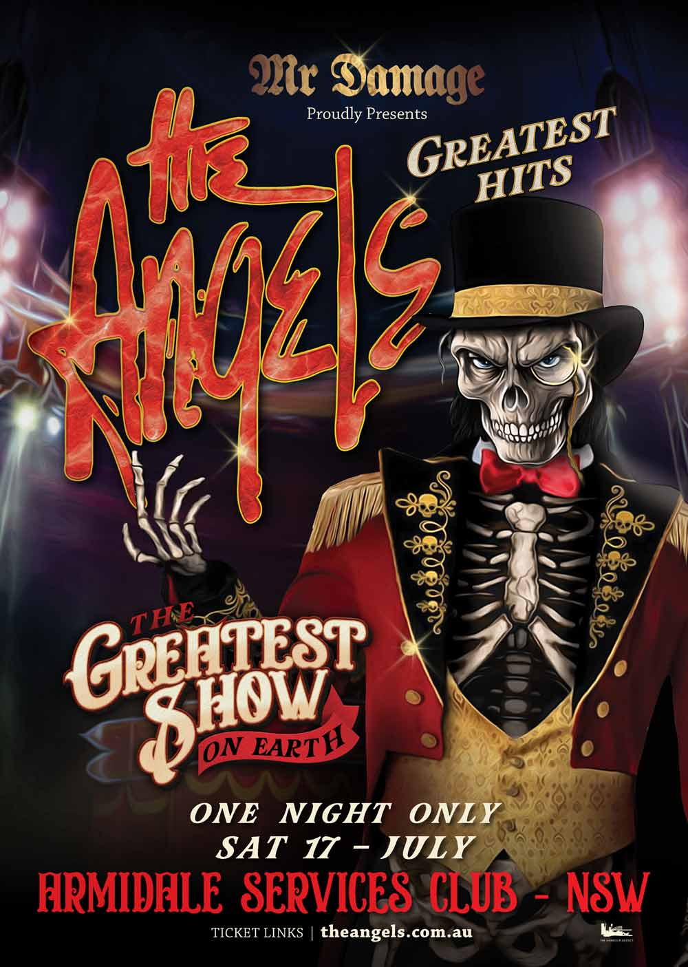 The Greatest Show On Earth – Greatest Hits
