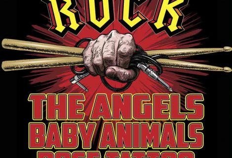 Fist Full Of Rock – Two Huge Shows – November