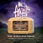 The Angels - The Wireless Show - CD - Front Cover